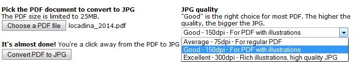 3 convertire pdf a jpg