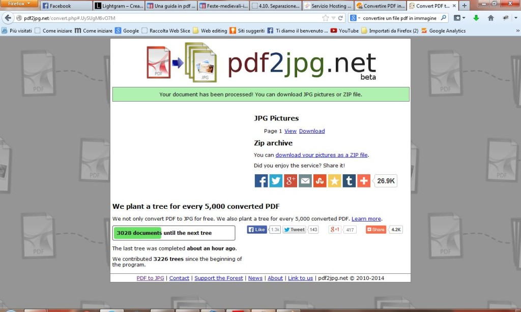 5 convertire pdf a jpg