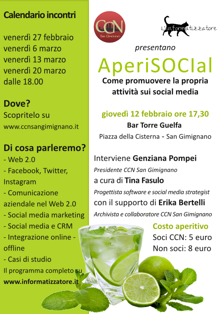 social media strategies san gimignano
