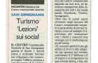 AperiSocial su La Nazione di Siena
